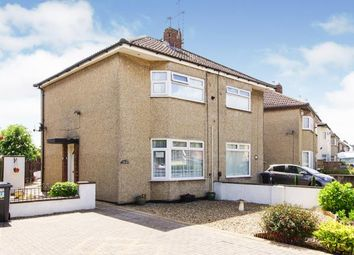 Thumbnail 2 bed semi-detached house for sale in Rodway Road, Patchway, Bristol