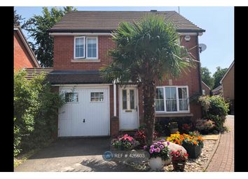 Thumbnail 3 bed detached house to rent in Porthallow Close, Orpington