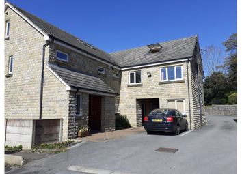Thumbnail 2 bed flat for sale in New Park Court, New Mills