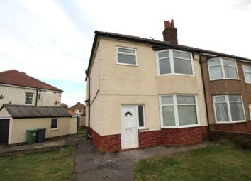 Thumbnail 3 bed detached house to rent in Fleetwood Road, Thornton-Cleveleys