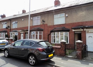 Thumbnail 2 bed terraced house for sale in Lincoln Road, Blackburn
