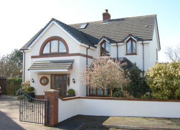 Thumbnail 4 bed detached house for sale in Glenfield Park, Burton, Milford Haven