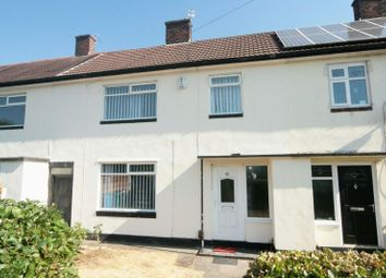 Thumbnail 3 bed terraced house to rent in Glebelands Road, Wythenshawe, Manchester