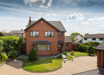 Thumbnail 4 bed detached house for sale in Fernleigh Close, Garstang, Preston