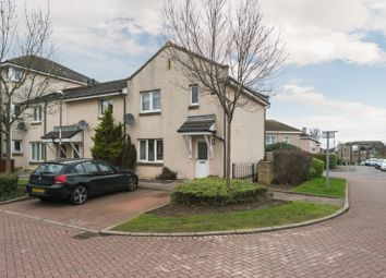 Thumbnail 3 bedroom end terrace house for sale in Saughton Mains Gardens, Saughton, Edinburgh