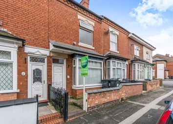 Thumbnail 2 bed end terrace house for sale in Manor Farm Road, Tyseley, Birmingham