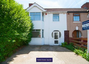 Thumbnail 3 bed semi-detached house for sale in Delamere Road, Hayes