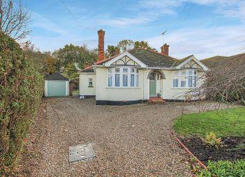 Thumbnail 3 bed detached bungalow for sale in Woodrolfe Farm Lane, Tollesbury, Maldon