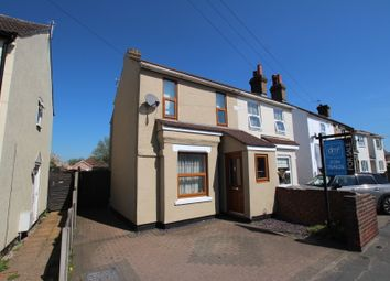 Thumbnail 2 bed semi-detached house for sale in London Road, Stanway, Colchester