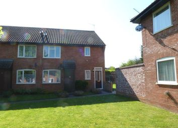 Thumbnail 2 bedroom flat to rent in Warren Avenue, Fakenham