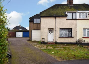 Thumbnail 3 bedroom semi-detached house for sale in Hewett Place, Swanley, Kent