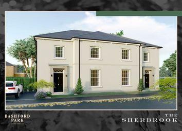 Thumbnail 4 bed semi-detached house for sale in Bashford Park, Carrickfergus