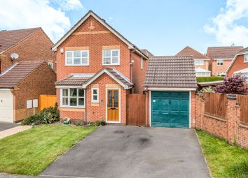 Thumbnail Semi-detached house for sale in Edgecote Drive, Newhall, Swadlincote