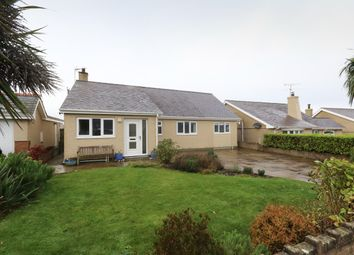 Thumbnail 4 bed bungalow for sale in Wern Y Wylan, Morfa Nefyn, Pwllheli