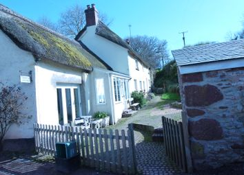 Thumbnail 1 bed cottage to rent in Kennford, Exeter