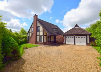 4 bed detached house for sale in Whetstone Close, Heelands, Milton Keynes MK13