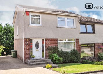 Thumbnail 3 bed semi-detached house for sale in Wyvis Avenue, Bearsden, Glasgow