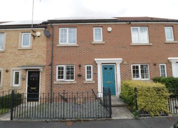 Thumbnail 3 bed terraced house for sale in Waterside View, Conisbrough, Doncaster