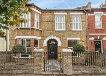 Thumbnail 6 bed terraced house for sale in Effra Road, Wimbledon