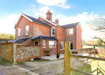 Thumbnail 5 bed semi-detached house for sale in Southview, Warren Corner, Ewshot, Farnham