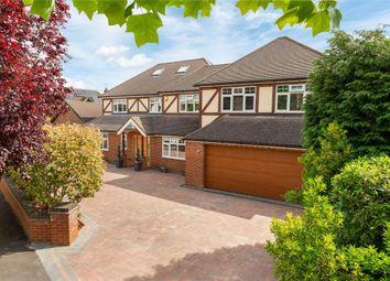 6 bed detached house for sale in Woodside Avenue, Walton-On-Thames, Surrey KT12