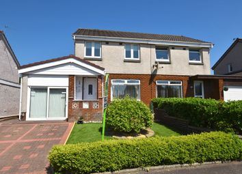 Thumbnail 3 bed semi-detached house for sale in Calderbraes Avenue, Uddingston, Glasgow