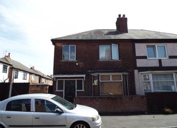 Thumbnail 3 bed semi-detached house for sale in Querneby Road, Mapperley, Nottingham