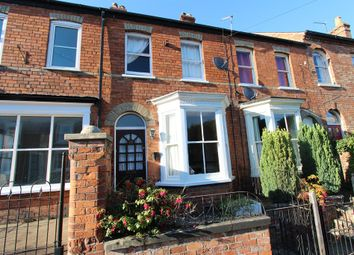Thumbnail 3 bed terraced house for sale in St. Michaels Road, Louth