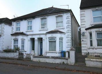 Thumbnail 5 bed semi-detached house for sale in Cambridge Road, Aldershot