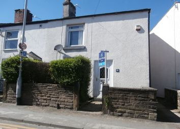 Thumbnail 2 bed terraced house to rent in Chester Road, Hazel Grove, Stockport