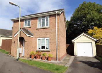 Thumbnail 3 bed detached house for sale in Westcots Drive, Winkleigh