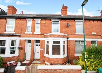 Thumbnail 3 bed terraced house for sale in Henrietta Street, Bulwell, Nottingham