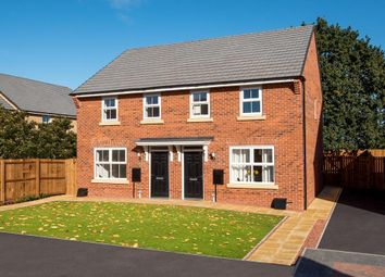 "Thumbnail 3 bed semi-detached house for sale in ""Archford"" at Wyles Way, Stamford Bridge, York"