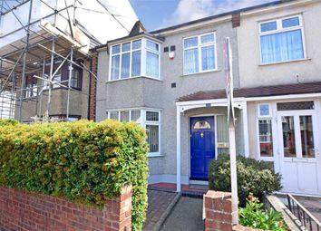 Thumbnail 3 bedroom terraced house for sale in Upper Rainham Road, Hornchurch, Essex