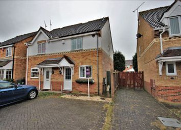 Thumbnail 2 bed semi-detached house for sale in Dorothy Powell Way, Coventry