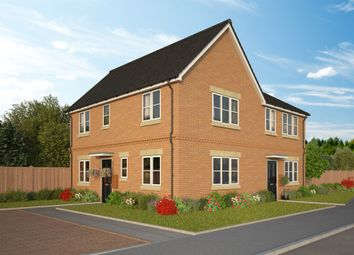 Thumbnail 2 bed semi-detached house for sale in Bective Road, Kingsthorpe, Northampton