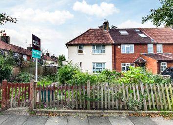 Barnes Avenue, London SW13. 3 bed end terrace house