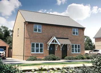"""Thumbnail 2 bed semi-detached house for sale in """"The Chesterton"""" at London Road, Holmes Chapel"""