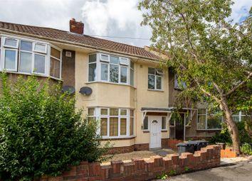 Thumbnail 2 bedroom flat for sale in Allfoxton Road, Eastville, Bristol