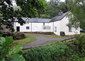Thumbnail 5 bedroom detached house for sale in Ty Mawr, Aberangell, Machynlleth, Powys