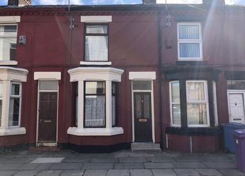 Thumbnail 2 bed terraced house for sale in Milverton Street, Liverpool