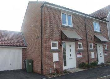 Thumbnail 2 bed end terrace house to rent in Hutchins Way, Basingstoke