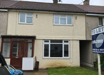Thumbnail 3 bed terraced house to rent in Shoreham Road, Orpington