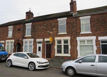 Thumbnail 2 bed terraced house for sale in Riverside Gardens, Wetmore Lane, Burton-On-Trent