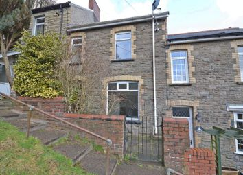 Thumbnail 3 bed terraced house for sale in Spacious Terrace, George Street, Wattsville