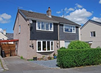 Thumbnail 4 bed semi-detached house for sale in Vicarage Drive, Kendal, Cumbria