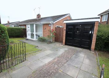 Thumbnail 2 bed semi-detached bungalow for sale in Dawpool Drive, Bromborough, Wirral