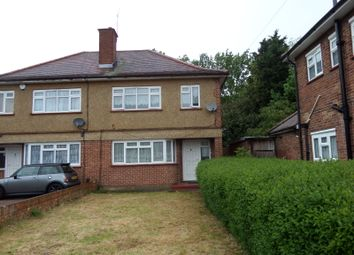 Thumbnail 3 bed semi-detached house to rent in Frogmore Gardens, Hayes, Middlesex