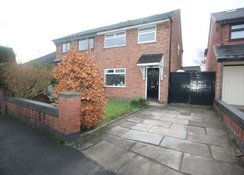 Thumbnail 3 bed semi-detached house to rent in Totnes Avenue, Halewood, Liverpool