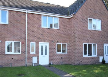 Thumbnail 2 bedroom terraced house for sale in Greenway Drive, Littleover, Derby